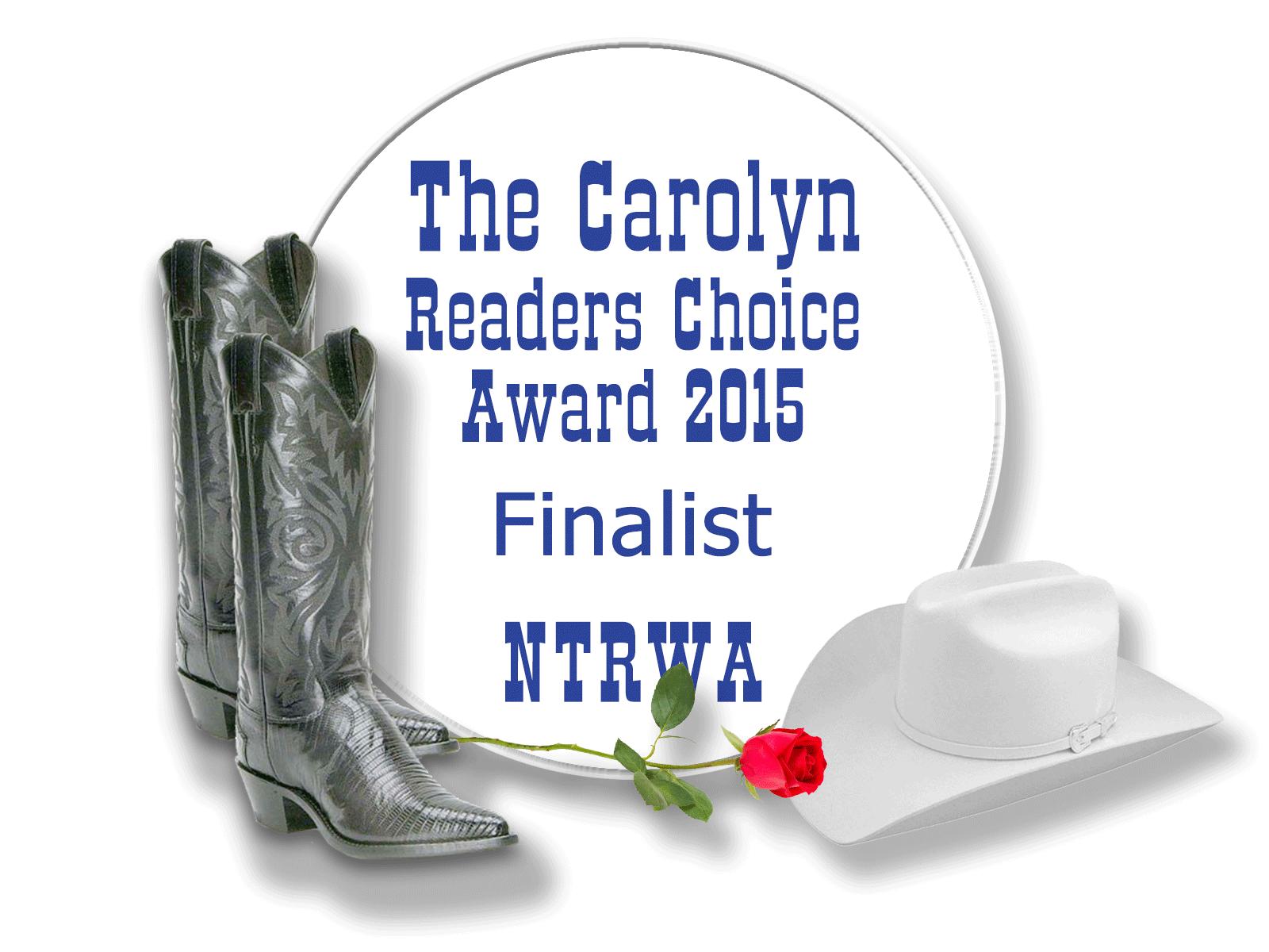 NTRWA Carolyn 2014 Finalist
