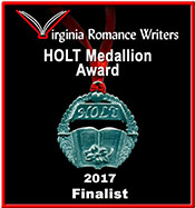 Virginia Romance Writers Holt Medallion Award Finalist